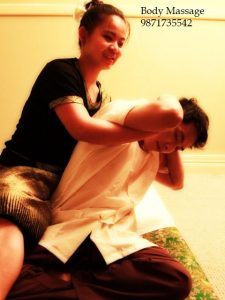 Thai massage and spa in delhi