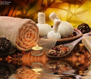 thai massage center in delhi