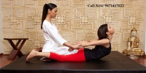 thai massage in delhi by best massures