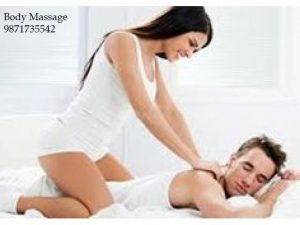 happy ending body to body massage in delhi